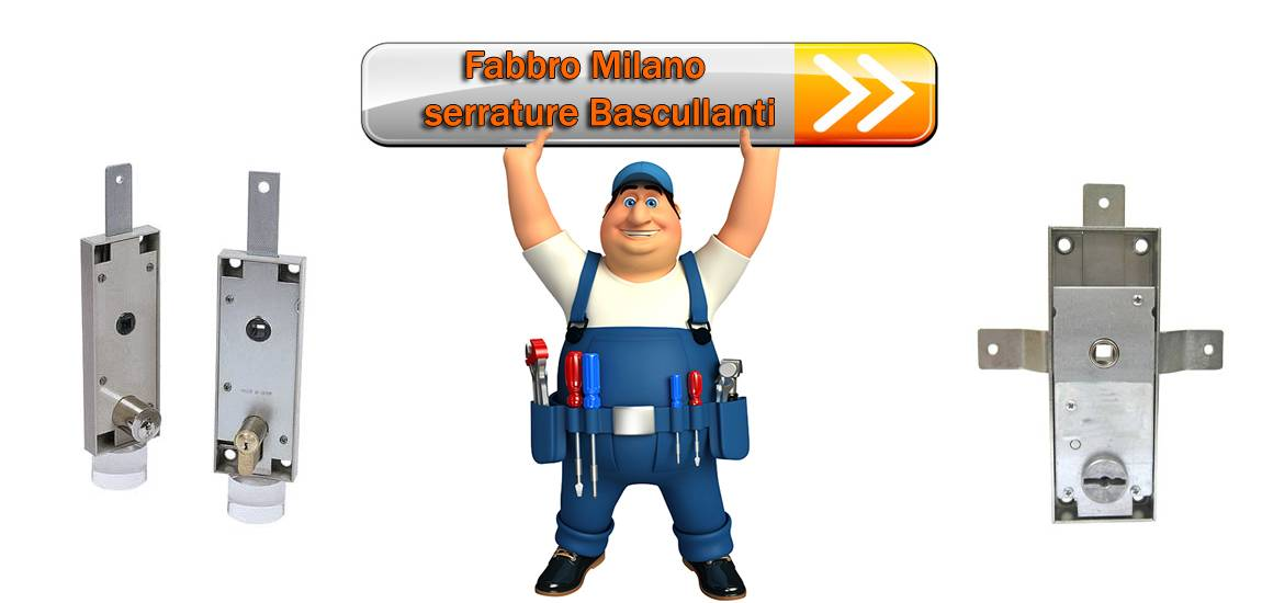 serrature per bascullanti